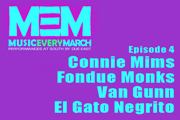 Link to episode 4 of MUSIC EVERY MARCH - Live Musical Performances From SOUTH BY DUE EAST!