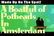 Link to a video with a new song - MADE UP ON THE SPOT - Texas Bandleader Guy Schwartz makes up songs while on tour with the band in Western Europe.