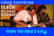 Link to TEACH THE BAND A SONG - Singers, Songwriters & Poets teach Guy Schwartz & The New Jack Hippies a Song at SOUTH BY DUE EAST!